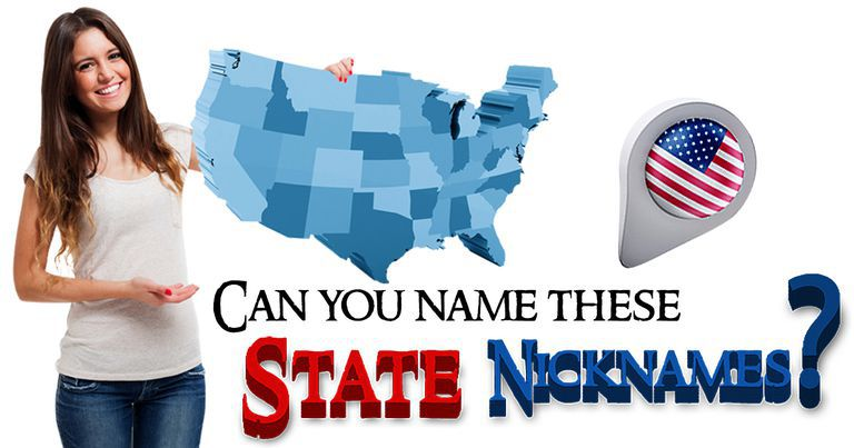state nicknames