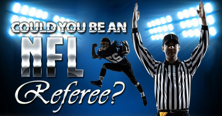 nfl referee