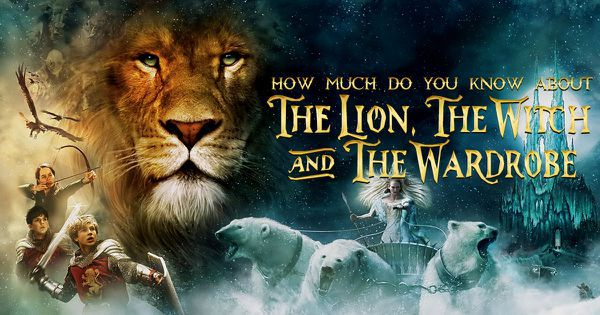 "How Much Do You Know About ""The Lion, the Witch and the Wardrobe""?"
