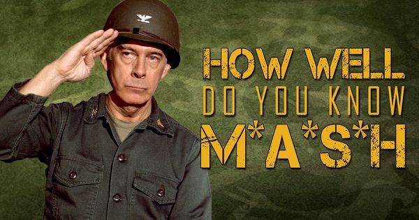 How well do you know M*A*S*H?