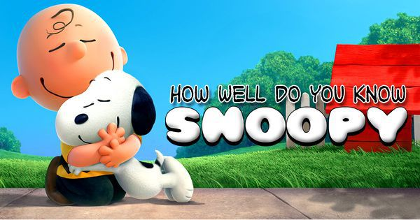How Well Do You Know Snoopy?