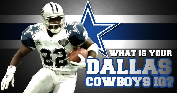 What Is Your Dallas Cowboys IQ?