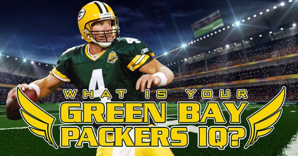 What Is Your Green Bay Packers IQ?
