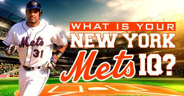 What Is Your New York Mets IQ?