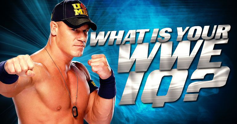 What is your WWE IQ?