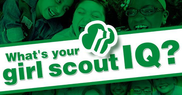 What's Your Girl Scout IQ?