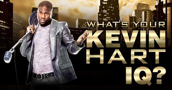 What's Your Kevin Hart IQ?