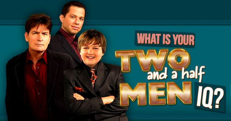 """What Is Your """"Two And A Half Men"""" IQ?"""