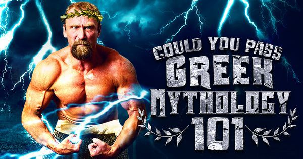 Could You Pass Greek Mythology 101?