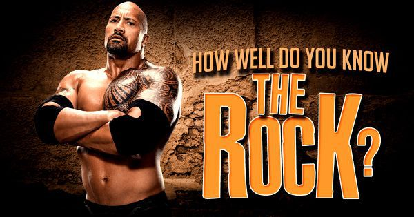 "How Well Do You Know ""The Rock""?"