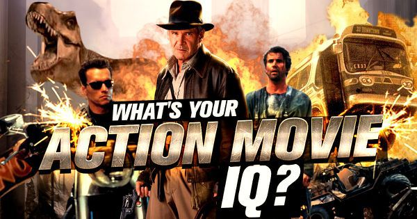 What's Your Action Movie IQ?