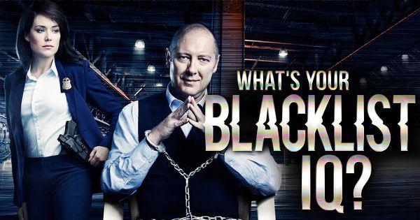"What's Your ""Blacklist"" IQ?"