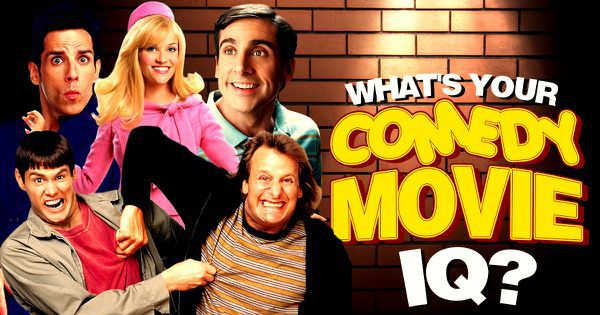 What's Your Comedy Movie IQ?