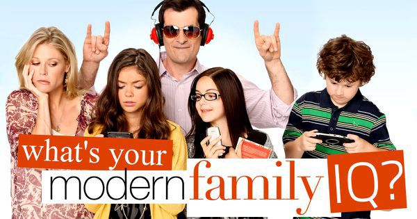 "What's Your ""Modern Family"" IQ?"