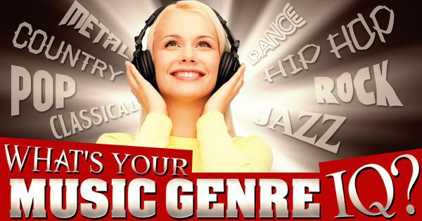 What's Your Music Genre IQ?