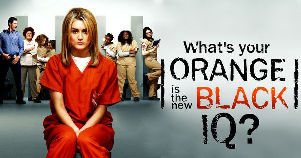 "What's Your ""Orange Is The New Black"" IQ?"
