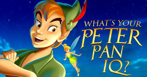 "What's Your ""Peter Pan"" IQ?"