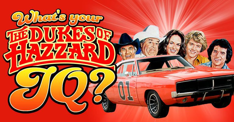 """What's Your """"The Dukes of Hazzard"""" IQ?"""