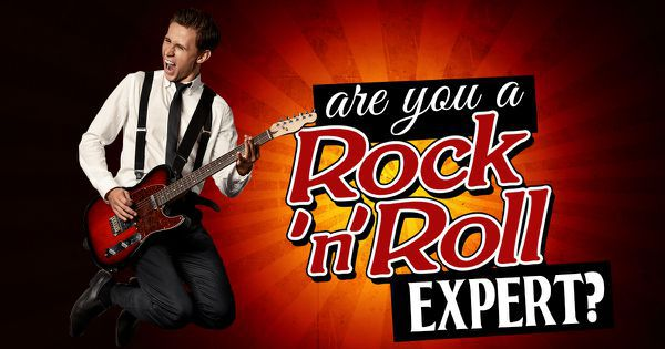 Are You a Rock 'n' Roll Expert?