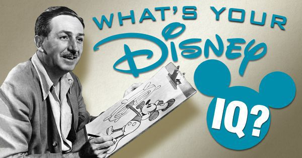 What is Your Disney IQ?