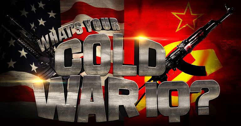 What's Your Cold War IQ?