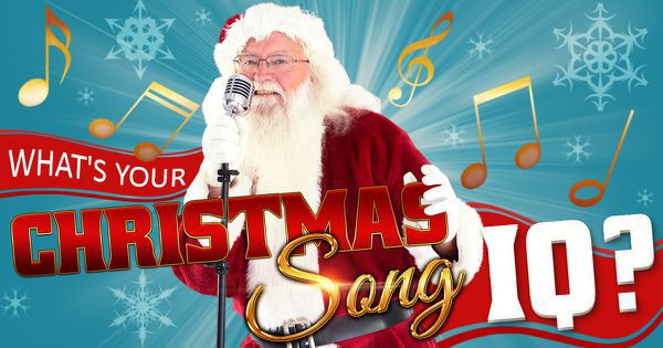 What's Your Christmas Song IQ?