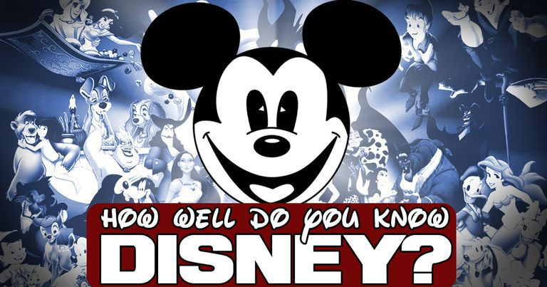 How Well Do You Know Disney?