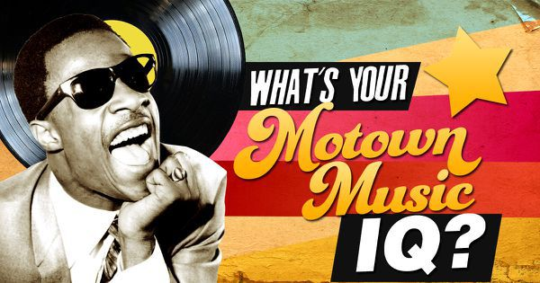 What's Your Motown Music IQ?
