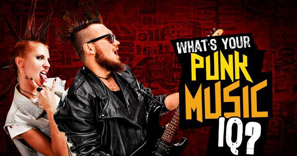 What's Your Punk Music IQ?