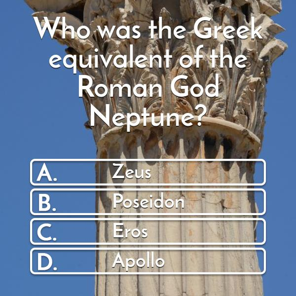 who-was-the-greek-equivalent-of-the-roman-god-neptune-
