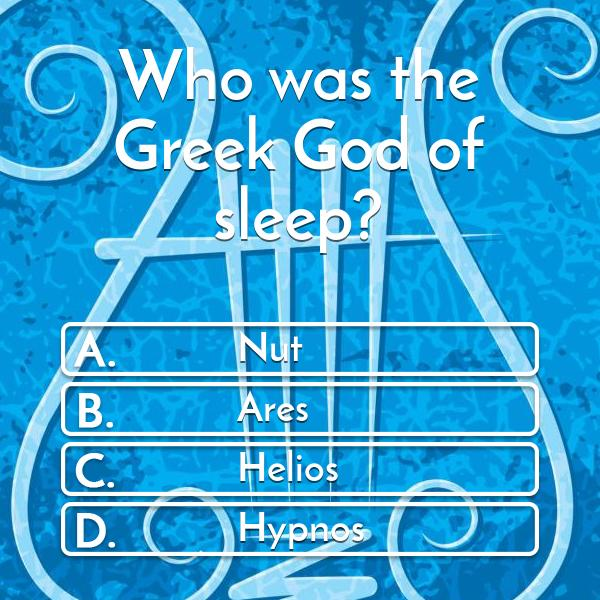 who-was-the-greek-god-of-sleep-