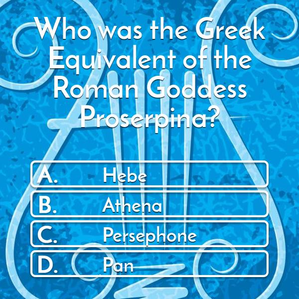 who-was-the-greek-equivalent-of-the-roman-goddess-proserpina-