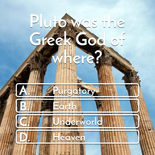 pluto-was-the-greek-god-of-where-