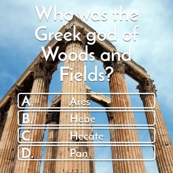 who-was-the-greek-god-of-woods-and-fields-