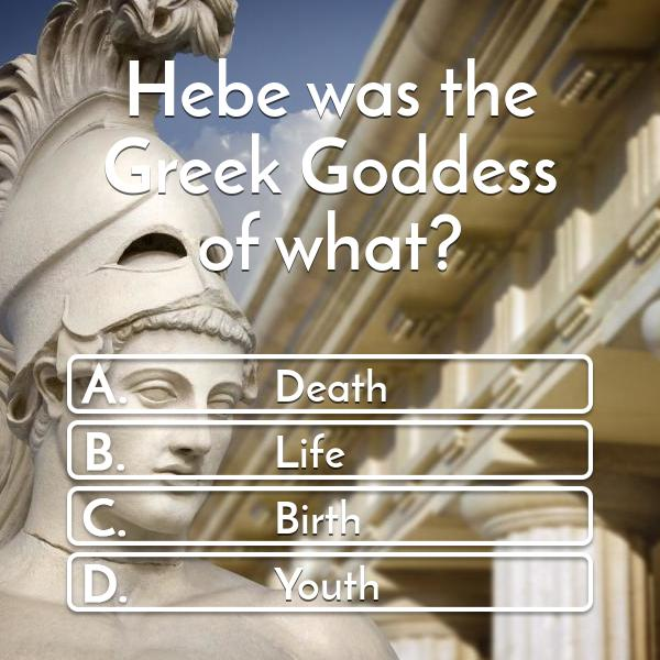 hebe-was-the-greek-goddess-of-what-