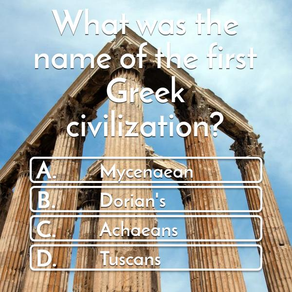 what-was-the-name-of-the-first-greek-civilization-