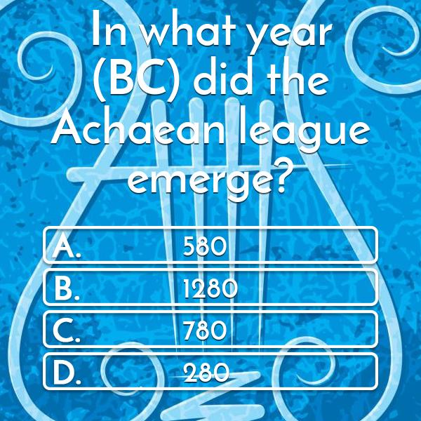 in-what-year-bc-did-the-achaean-league-emerge-