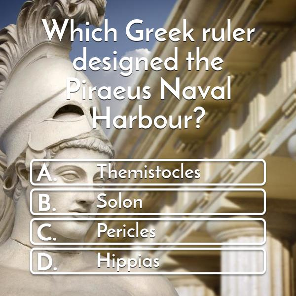 which-greek-ruler-designed-the-piraeus-naval-harbour-
