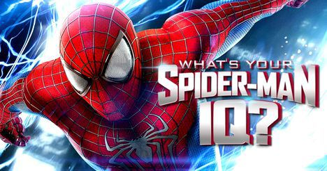 What's Your Spider-Man IQ?